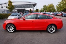 2014 Audi A5 2.0 TDI 177 SE Technik Multitr Automatic Diesel Hatchback