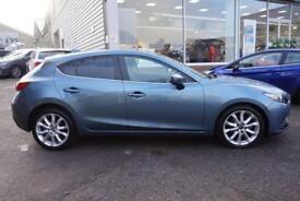 2014 Mazda 3 2.0 165 Sport Nav 5dr Manual Petrol Hatchback
