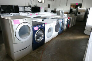 Appliance Sale - Low Prices, No Tax, Free Warranty