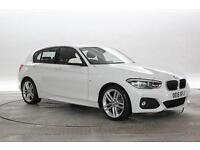 2015 (15 Reg) BMW 116D 1.5 M Sport Alpine White 5 STANDARD DIESEL MANUAL