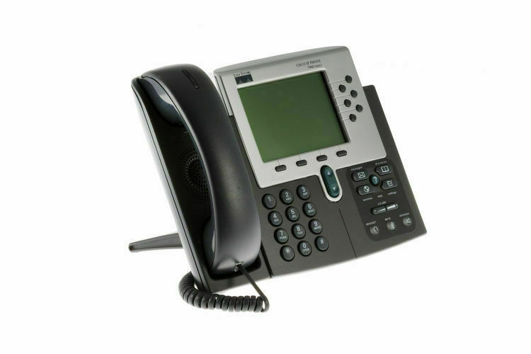 Cisco CP-7906G Unified IP Business VOIP Phone
