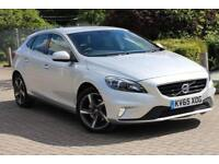 2015 Volvo V40 D2 (120) R DESIGN Lux Nav 5dr Manual Diesel Hatchback