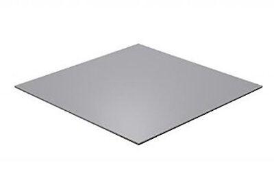 Gray Opaque Acrylic Plexiglass Sheet 18 X 12 X 12 504