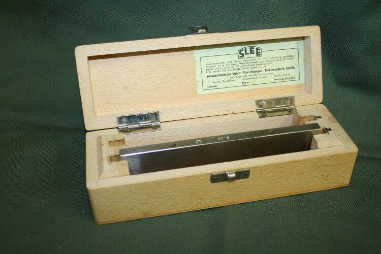 Microtome knife blade 157 mm Slee