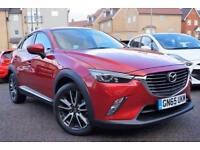 2015 Mazda CX-3 2.0 Sport Nav 5dr Manual Petrol Hatchback