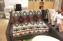KILIM  THROW  RUGS  TAPESTRY  AZTEC  AMERICAN INDIAN HIPPY Homebush West Strathfield Area Preview