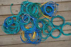 35 Patch Cables Computer Ethernet Networking Cat 5E Cat3