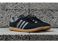 Adidas Stockholm GTX BLACK, BNIB, UK size 9. Sold out *Dead stock*