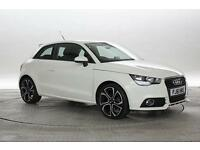 2011 (61 Reg) Audi A1 1.6 TDi Competition Line White 3 STANDARD DIESEL MANUAL