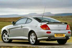 Wanted** 2003 MK2 Hyundai Coupe Rear/centre Exhaust or Whole car