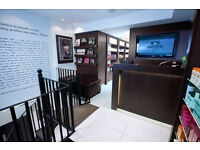 Front of House Representive Wanted for Award Winning/Buzzing for Marylebone Salon