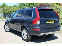 2014 Volvo XC90 2.4 D5 (200) AWD Executive 5dr Automatic Diesel Estate