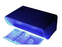 UV fake note detector new