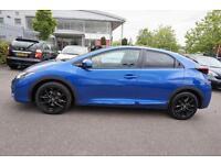 2015 Honda Civic 1.8 i-VTEC Sport (Nav) Automatic Petrol Hatchback