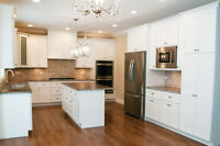 Kitchens and countertops LOCAL Supplier and Installer!