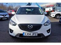 2014 Mazda CX-5 2.2d (175) Sport Nav 5dr AWD Manual Diesel Estate