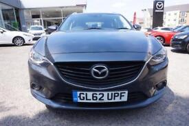 2013 Mazda 6 2.0 Sport Nav 5dr Manual Petrol Estate