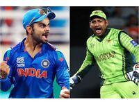 India v Pakistan Icc trophy tickets