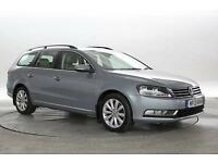 2013 (13 Reg) Volkswagen Passat 2.0 TDi 140 BlueMotion Tech Highline 4Motion DSG