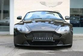 2016 Aston Martin V12 Vantage S Roadster S 2dr Sportshift III Automatic Petrol R