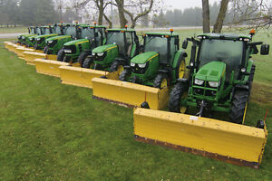 Snow rental equipment, tractors,skidsteer, loaders, compacts