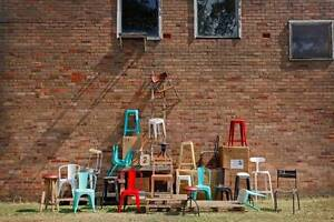 BAR STOOL & LOW STOOL & SIDE TABLE CLEARANCE Kogarah Rockdale Area Preview