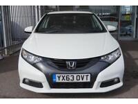 2013 Honda Civic 1.8 i-VTEC EX 5dr Manual Petrol Hatchback