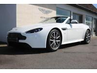 2013 Aston Martin V8 Vantage Roadster S 2dr Sportshift Automatic Petrol Roadster
