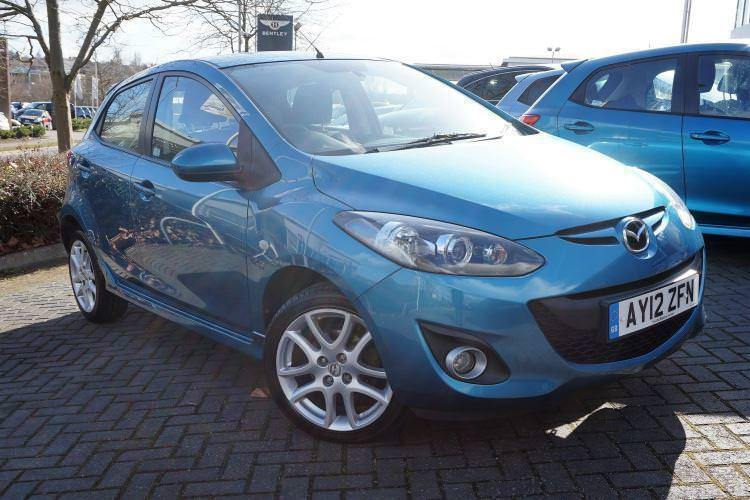 2012 Mazda 2 1.5 Sport 5dr Manual Petrol Hatchback