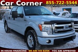 2014 Ford F-150 XLT XLT SuperCrew 6.5-ft. Bed 4WD