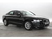 2014 (63 Reg) Audi A6 2.0 TDi 177 SE Black DIESEL MANUAL