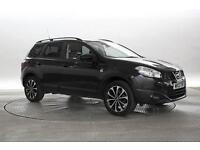 2013 (13 Reg) Nissan Qashqai+2 1.5 dCi 360 4x2 # Pearl Black 5 STANDARD DIESEL M