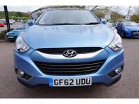 2012 Hyundai IX35 2.0 CRDi Premium 5dr Automatic Diesel Estate