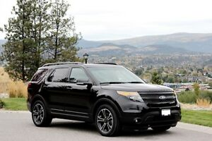 2015 Ford Explorer Sport SUV, Crossover