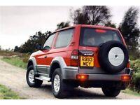 Toyota Landcruiser 3door SWB or 5dr Amazon Prado Hilux Hiace Colorado