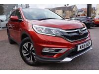 2016 Honda CR-V 1.6 i-DTEC 160 EX 5dr Automatic Diesel Estate