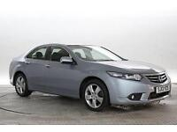 2013 (13 Reg) Honda Accord 2.2 i-DTEC EX Met Light Blue DIESEL AUTOMATIC