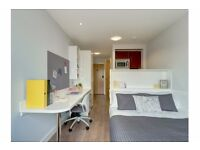 Beautiful Studio Flat in Private Student Hall
