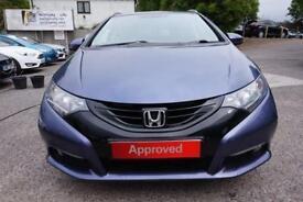 2014 Honda Civic 1.6 i-DTEC SR 5dr Manual Diesel Estate