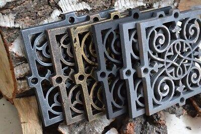 20,5 x20,5 cm Colours Cast iron AIR RETURN GRILLES Vintage Victorian Cover DZ071