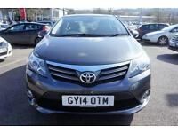 2014 Toyota Avensis 2.0 D-4D Icon Business Edition Manual Diesel Saloon