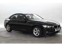 2012 (12 Reg) BMW 320D 2.0 EFFICIENTDYNAMICS Jet Black DIESEL MANUAL