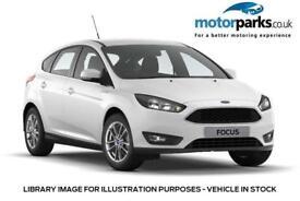 2017 Ford Focus 1.0 EcoBoost 125 Zetec Automatic Petrol Hatchback