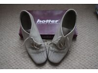 Ladies Hotter Shoes Leather Laced Size 6 worn once