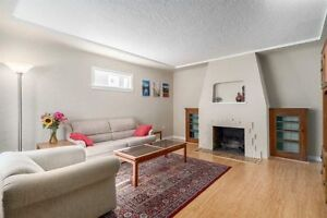 Entire home recently renovated, close to nanaimo skytrain