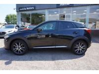 2018 Mazda CX-3 1.5d Sport Nav 5dr AWD Manual Diesel Hatchback