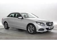 2013 (13 Reg) Mercedes E220 2.2 CDi SE Iridium Silver DIESEL AUTOMATIC