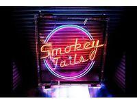 Restaurant Waiting + Bar Staff - Smokey Tails
