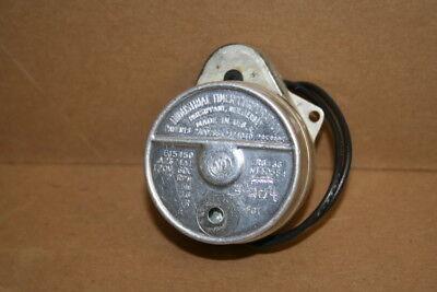Timer Motor Gearmotor 2 Rpm 5 Watt 120v 3-204 Industrial Timer Corp Unused
