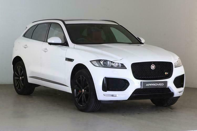 2017 Jaguar F Pace 3 0 Supercharged V6 S 5dr Awd Automatic Petrol Estate In Chelmsford Essex Gumtree
